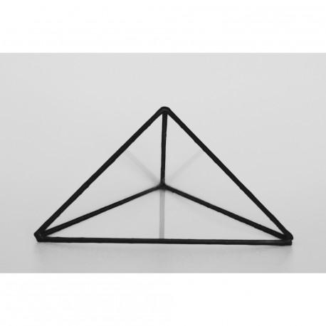 Tetrahedron Display Case